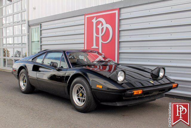 1981 Ferrari 308GTBi 8