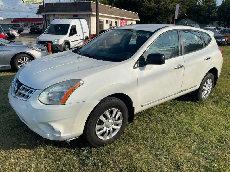 2013 Nissan Rogue for sale at Texas Select Autos LLC in Mckinney TX