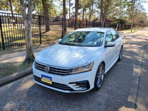 2018 Volkswagen Passat for sale at Amazon Autos in Houston TX