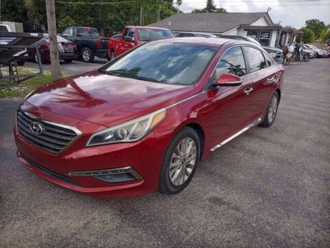 2015 Hyundai Sonata for sale at Denny's Auto Sales in Fort Myers FL