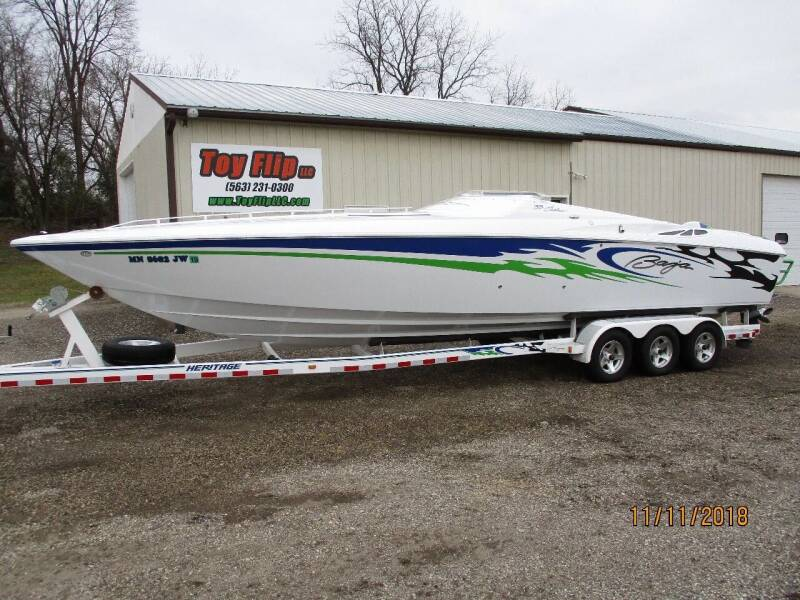 2005 Baja 33 Outlaw SST for sale at Toy Flip LLC in Cascade IA