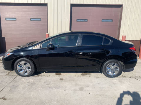 2013 Honda Civic for sale at Dakota Auto Inc. in Dakota City NE