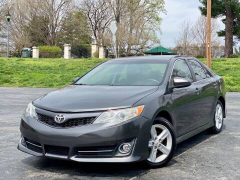 2012 Toyota Camry for sale at Sebar Inc. in Greensboro NC