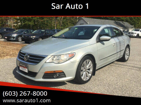 2010 Volkswagen CC for sale at Sar Auto 1 in Belmont NH