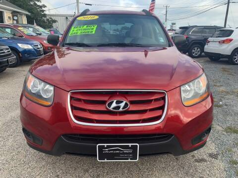 2010 Hyundai Santa Fe for sale at Cape Cod Cars & Trucks in Hyannis MA