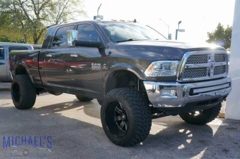 2017 RAM Ram Pickup 2500 for sale at Michael's Auto Sales Corp in Hollywood FL
