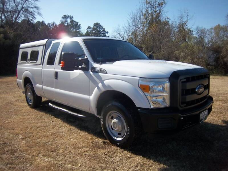 2015 Ford F250 XL Extended Cab for sale at Venture Auto Sales Inc in Augusta GA