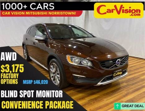 2018 Volvo V60 Cross Country for sale at Car Vision Buying Center in Norristown PA