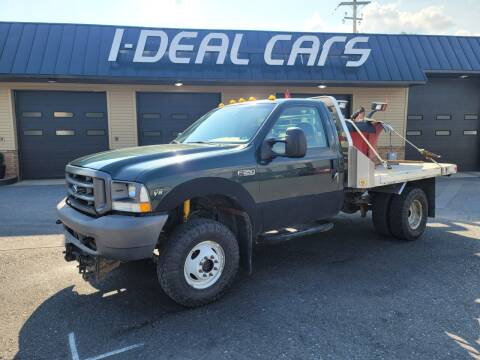 2002 Ford F-350 Super Duty for sale at I-Deal Cars in Harrisburg PA