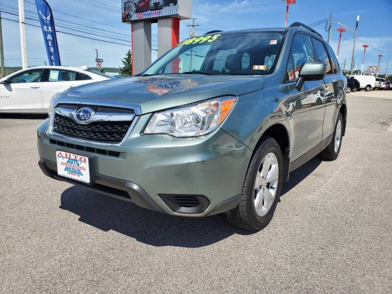 2016 Subaru Forester for sale at Auto Wholesalers Of Hooksett in Hooksett NH