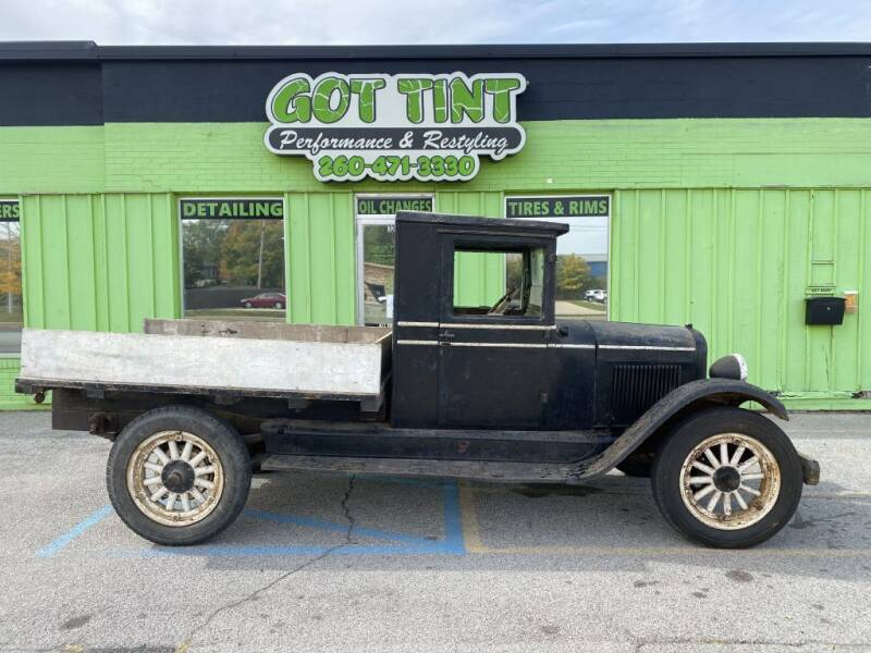 1928 Chevrolet CAPITOL for sale at GOT TINT AUTOMOTIVE SUPERSTORE in Fort Wayne IN