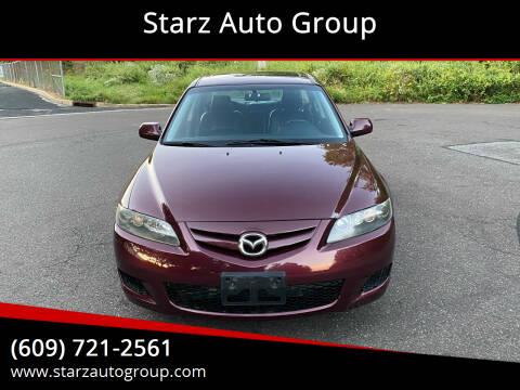 2007 Mazda MAZDA6 for sale at Starz Auto Group in Delran NJ