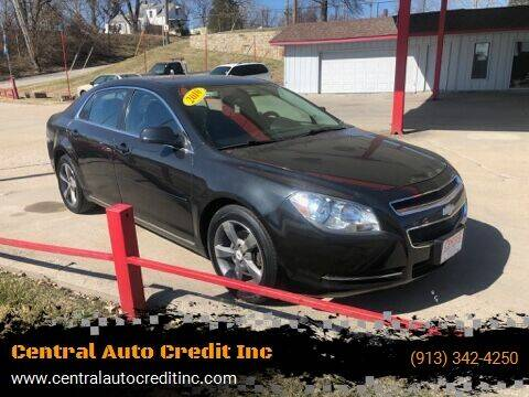 2010 Chevrolet Malibu for sale at Central Auto Credit Inc in Kansas City KS