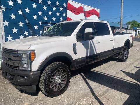 2017 Ford F-350 Super Duty for sale at The Truck Lot LLC in Lakeland FL