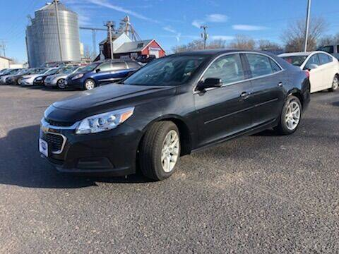 2014 Chevrolet Malibu for sale at WINDOM AUTO OUTLET LLC in Windom MN