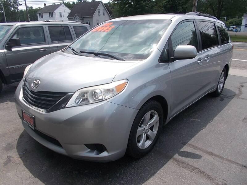 2012 Toyota Sienna for sale at Dansville Radiator in Dansville NY
