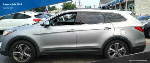 2016 Hyundai Santa Fe for sale at Rayyan Auto Mall in Lexington KY