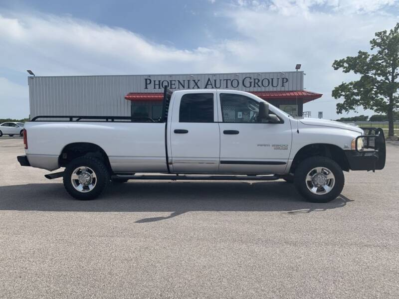 2005 Dodge Ram Pickup 2500 for sale at PHOENIX AUTO GROUP in Belton TX