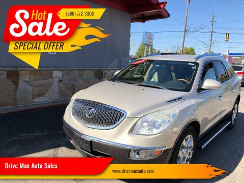 2011 Buick Enclave for sale at Drive Max Auto Sales in Warren MI