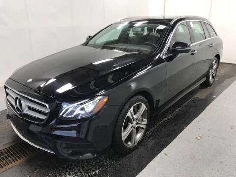 2017 Mercedes-Benz E-Class for sale at WCG Enterprises in Holliston MA