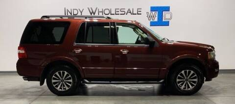 2015 Ford Expedition for sale at Indy Wholesale Direct in Carmel IN