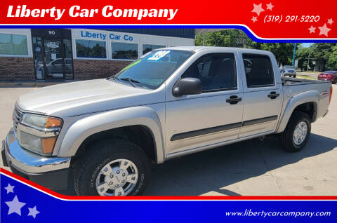 2006 GMC Canyon for sale at Liberty Car Company in Waterloo IA