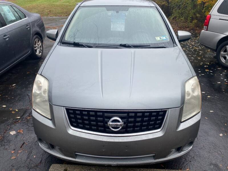 2008 Nissan Sentra for sale at Bethlehem Auto Sales in Bethlehem PA