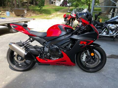 2016 Suzuki GSX-R600 for sale at Kent Road Motorsports in Cornwall Bridge CT