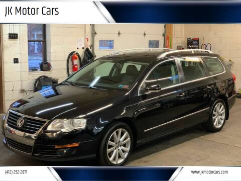 2010 Volkswagen Passat for sale at JK Motor Cars in Pittsburgh PA