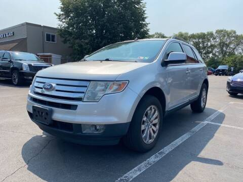 2010 Ford Edge for sale at MIDWEST CAR SEARCH in Fridley MN