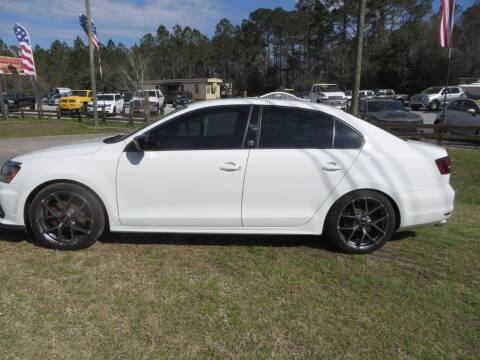 2018 Volkswagen Jetta for sale at Ward's Motorsports in Pensacola FL