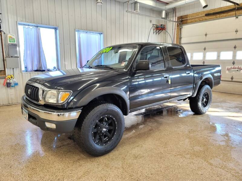 2001 Toyota Tacoma for sale at Sand's Auto Sales in Cambridge MN