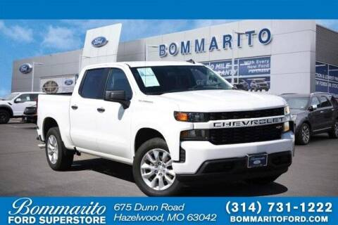 2020 Chevrolet Silverado 1500 for sale at NICK FARACE AT BOMMARITO FORD in Hazelwood MO