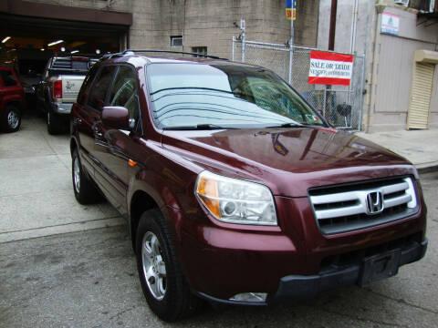 2008 Honda Pilot for sale at Discount Auto Sales in Passaic NJ
