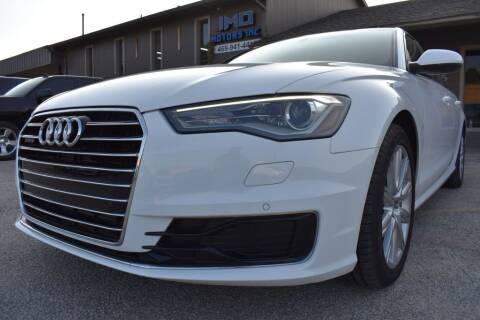 2016 Audi A6 for sale at IMD Motors in Richardson TX