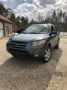 2009 Hyundai Santa Fe for sale at Hornes Auto Sales LLC in Epping NH