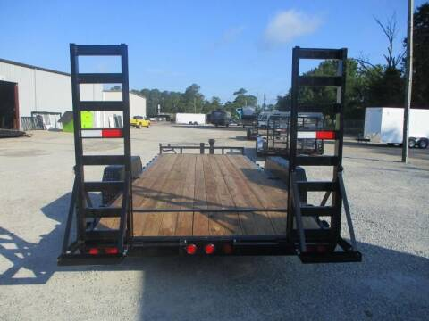 2022 PJ Trailers 18+2 CC for sale at Vehicle Network - HGR'S Truck and Trailer in Hope Mills NC