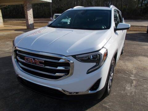 2020 GMC Terrain for sale at Howell Buick GMC Nissan in Summit MS