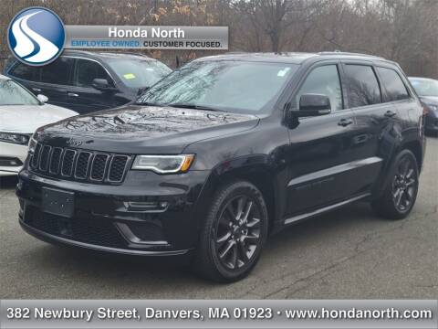 2019 Jeep Grand Cherokee for sale at 1 North Preowned in Danvers MA