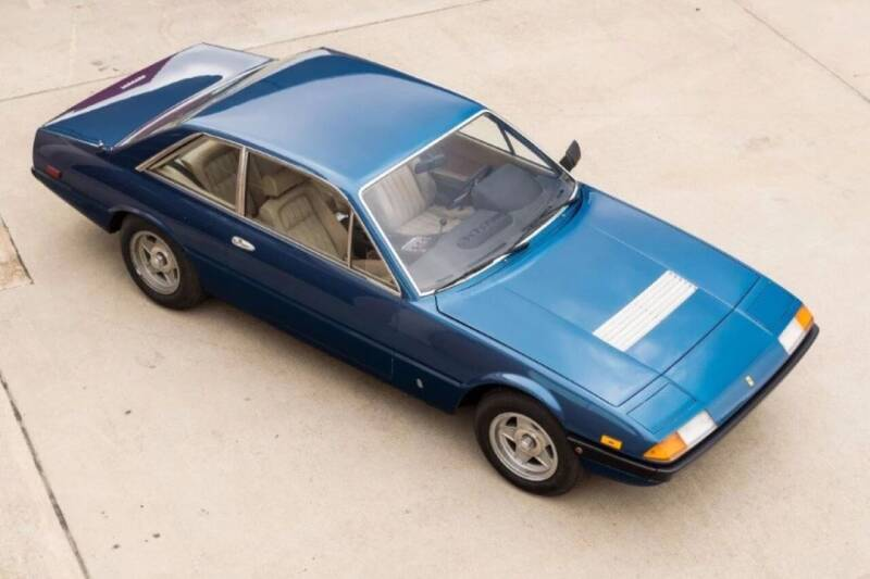 1975 Ferrari 365 GT4 for sale at Gullwing Motor Cars Inc in Astoria NY