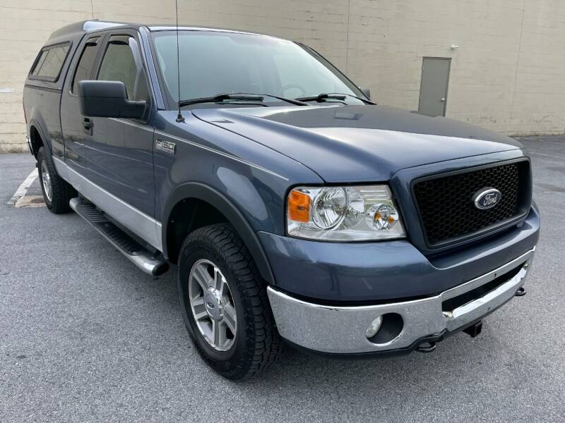 2006 Ford F-150 for sale at CROSSROADS AUTO SALES in West Chester PA