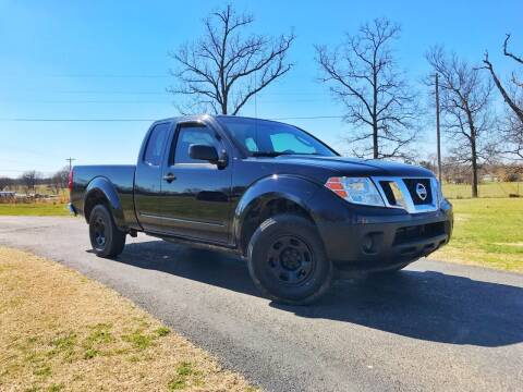 2009 Nissan Frontier for sale at Champion Motorcars in Springdale AR