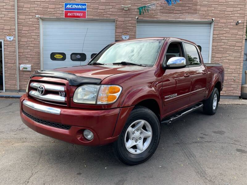 2004 Toyota Tundra for sale at West Haven Auto Sales in West Haven CT