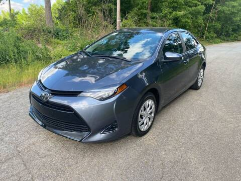 2019 Toyota Corolla for sale at Speed Auto Mall in Greensboro NC