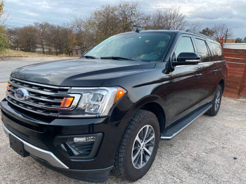 2018 Ford Expedition MAX for sale at Speedway Motors TX in Fort Worth TX