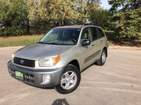 2003 Toyota RAV4 for sale at 5K Autos LLC in Roselle IL