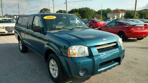 2001 Nissan Frontier for sale at Kelly & Kelly Supermarket of Cars in Fayetteville NC
