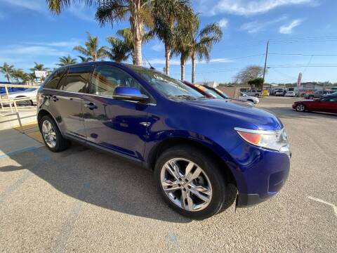 2013 Ford Edge for sale at HEILAND AUTO SALES in Oceano CA