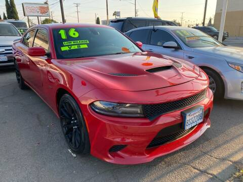 2016 Dodge Charger for sale at CAR GENERATION CENTER, INC. in Los Angeles CA