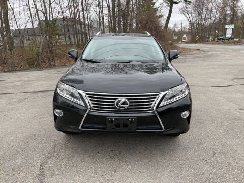 2014 Lexus RX 350 for sale at USA Auto Sales in Leominster MA